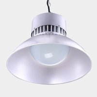 Wholesale Water proof LED High Bay Lights W W W V LM LED High Bay Lights with Aluminum Metal for Factory