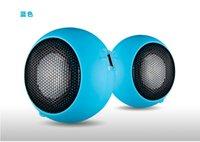 Wholesale 200pcs Mini Portable Hamburger Speaker Amplifier For iPod iPad Laptop iPhone Tablet PC ESK