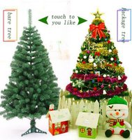 Wholesale Hot style package trees encryption meters luxury accessories Christmas holiday store decorated trees cm