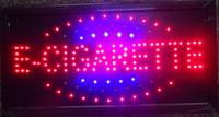 animate window - 19 inches E Cigarettes Animated Flashing LED Window Sign