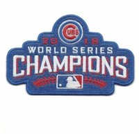 Wholesale Cubs World Series Champions Jersey Blue White Gray Black Color New Baseball Jerseys Size Mix Match Order All Jerseys