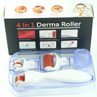 best sterilizer - Best price Microneedle Therapy Skin Care Needles Kit With Sterilizer Microneedle Derma Roller in Dermaroller For Sale