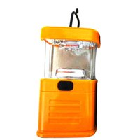 Wholesale New Camping Lanterns Hiking Fishing Tent Lamp LED Portable Light Hanging Lamp Outdoor Supplies MA0225