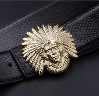 Wholesale Men s and women s fashion leisure belt clip smooth belt