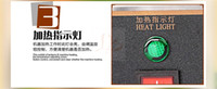 Wholesale LY E8 electric Chinese eggettes puff waffle iron maker machine bubble egg cake oven V V EU US plug