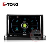 Wholesale Car DVD Android inch Car Multimedia Displayer Monitor Car Headrest Monitor with DVR Touch screen With WiFi Receiver for universal