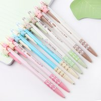 activities writing - hot sell Korea stationery cute cartoon star mechanical pencil write continuously pencil activities lapiseira staedtler