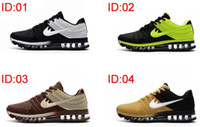 Wholesale 2017 Fashion Mens Air Sports Maxes Kpu Running shoes Comfort Men ourdoor Athletic Sporting walking shoes sneakers