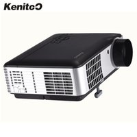 big interfaces - Native Resolution Full HD Projector D Proyector Support HDMI USB Interface inch Big Screen Beamer Importer
