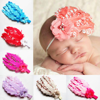 accessories feather hair bands - ribbon hair accessories hair clips accessories Children s feathers with baby headdress grosgrain ribbon hair band headbands