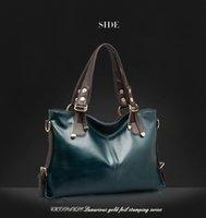Wholesale Herald Fashion Designer Women Handbag Female PU Leather Bags Handbags Ladies Portable Shoulder Bag Office Ladies Hobos Bag Totes