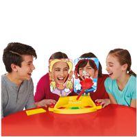 Wholesale New Double Person Pie cake to Face Family Game Showdown Challenge Prank Jokes Gags Anti Stress Toy for Kids
