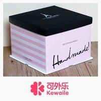 Wholesale Square cake box heukgae tower cake