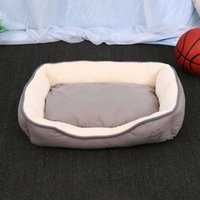 Wholesale Hot new velvet cloth Shu Oxford pet nest Qiu dongkuan pet dog warm mat