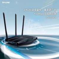 Wholesale TP LINK Pulian TL WR2041N M wireless routerIEEE n IEEE g IEEE b IEEE