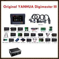 audi audio systems - Original Digimaster III Odometer Correction Master No Token Limitation digimaster3 for auto Odometer Audio Airbag ECU Pin key programmer
