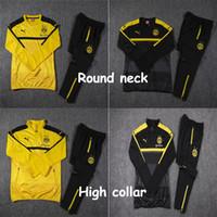 Wholesale Thai Quality Soccersize Jersey Borussia Dortmund De Foot Camisetas De Futbol Chandal Survetement Tracksuits Footb Training Suits