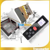 Wholesale 2016 Professional CP H Mini M Handheld Digital Laser Distance Meter Range Finder Diastimeter For Construction Industries Free DHL
