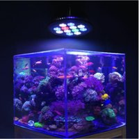 Wholesale W led aquarium Spot light for live coral fish reef suitable freshwater saltwater tank US Stock