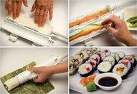 bamboo rollers - Sushezi Roller Kit DIY Sushezi Sushi Bazooka Hot Sale Cooking Tools Fashion Easy to Use Sushi Tools