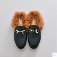 b q flooring - Europe And The United States In The Spring Of New Shoes Casual Shoes And Lazy Rabbit Plush Cotton Shoes Q