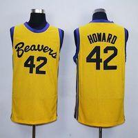 basketball howard jerseys - Cheap Basketball Jersey Sleeveless Throwback Cheap USA Throwback Basketball Jerseys Howard Beavers Teen Wolf Retro Movie