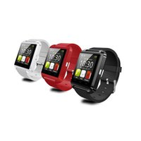 Wholesale Bluetooth U8 Smartwatch Wrist Smart Watch For iPhone Plus S S Samsung S7 S6 Edge Note HTC LG Android Smartphones Retail Box