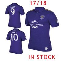 Camiseta de fútbol MLS 2017 ORLANDO CITY KAKA SHEA LARIN NOCERINO