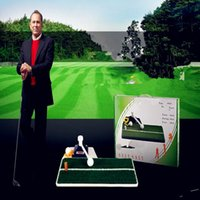 Wholesale Factory production of quality goods Indoor golf simulator swing trainers blow pads