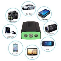 Wholesale Promotion The Best Quality Portable mAh Multi Function USB Car Jump Starter Power Bank Rechargable Battery