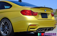 Wholesale P Style Carbon Fiber Rear Lip Diffuser Spoiler Apron F80 M3 F82 M4 Fit For BMW
