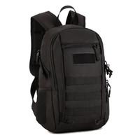 Wholesale 12L Mini Backpack Rucksack Gear Tactical Assault Pack Student School Bag for Hunting Camping Trekking Travel