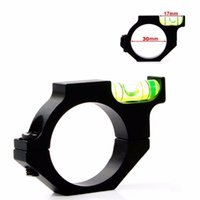 Wholesale CVLIFE Hunting Alloy Bubble Spirit Level Fit mm Laser Scope Sight Tube