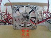 Wholesale Taiwan new T amp T V MW M12S V A silent fan Hyun blue light transparent fan
