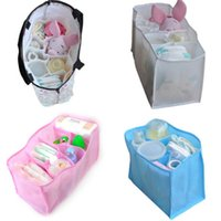 baby dividers - Baby Portable Nappy Water Bottle Changing Divider Storage Organizer Bag Multi PO