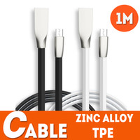 apple shaped usb - Micro USB and Phone Cable M ft shaped Rhombus TPE Cable Tangle Free Zinc Alloy Plug USB Data Cable for iPhone Android