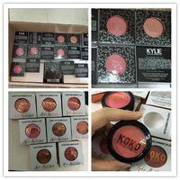 Wholesale Christmas HOT KYLIE koko kollection vs KY168 blush Makeup Face KY168 Blush different color g