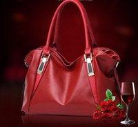 Bolsos de las mujeres del diseñador Bolsos de cuero femeninos de las PU Bolsos de las señoras bolso de hombro portable Bolsos de las señoras Hobos de la oficina Totes