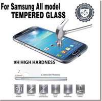 Wholesale High Quality Tempered Glass Screen Protector Toughened protective Film For Samsung Galaxy Note i9220 N7000