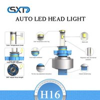 Wholesale Integration latest LED headlight H16 high lumens Good Year sources our patented LED headlights year guarantees OEM orders service