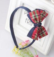 Cheap Hair Sticks bow hair Best Blending Striped Accessories