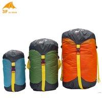Wholesale NEW F UL GEAR Lightweight Outdoor Sleeping Bag Pack Compression Waterproof Stuff Sack Storage Carry Bag Ultralight Camping Bag