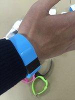 JW86 TW64S Bracelet Smart Fitness Rythme cardiaque Smart bande Wristband Tracker Bluetooth Watch pour ios Android TW64 version mise à jour Free Ship