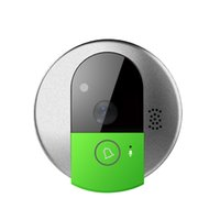 Wholesale Hot New New Wireless Wifi Remote Video Camera Phone Intercom Door bell Home Security