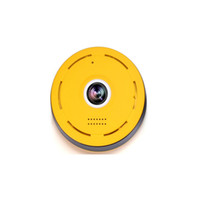Wholesale Wifi D Panoramic Camera degree WIFI D view Camera X fps MP IR Leds M IR distance way audio TF CARD max G