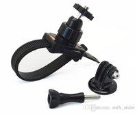 Wholesale Gopro For Xiaomi yi k Bike Bicycle Motorcycle Fixed Bracket Mount GoPro Hero SJ4000 For Xiaomi Yi Action Camera Accessories