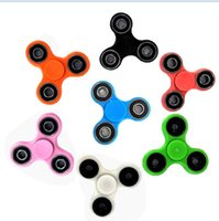 Fidget Spinner toy finger spinner toy Hand tri spinner HandSpinner EDC Toy  For Decompression Anxiety Toys fidget cube