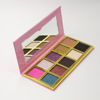 bea stock - In Stock New HOT Bea uty Killer Eyeshadow Palette Colors Eye Shadow Makeup Cosmetics DHL