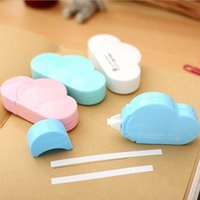 Wholesale Korea Stationery Cute Novelty Correction Tape Decorative Adhesive Tape Meters Correction Fluid School Office Supplies