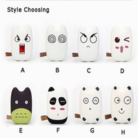battery charger for mobile devices - SA10 Cartoon Cute TOTORO Power Bank External Battery Charger mAh USB Portable Battery Backup For Mobile Phones Devices